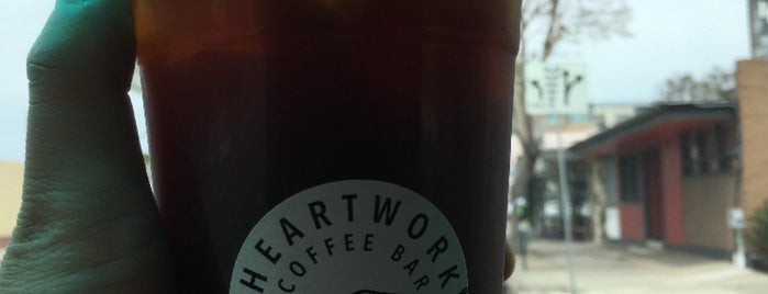Heartwork Coffee Bar is one of ESSDEE.