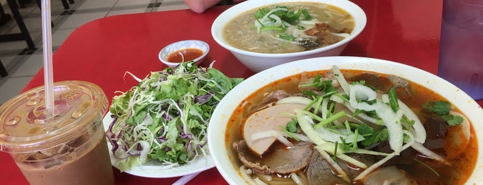 Mien Trung is one of Must-visit Vietnamese Restaurants in San Diego.