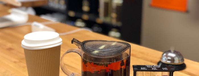 Tea Gallerie is one of Eateries to Try.