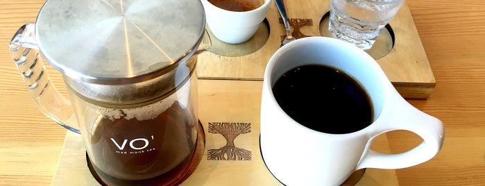 Hawthorn Coffee is one of The 15 Best Coffee Shops in San Diego.