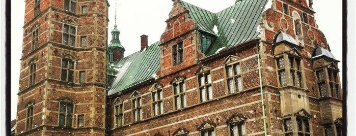 Rosenberg Castle is one of Copenhagen: Ja ja!.