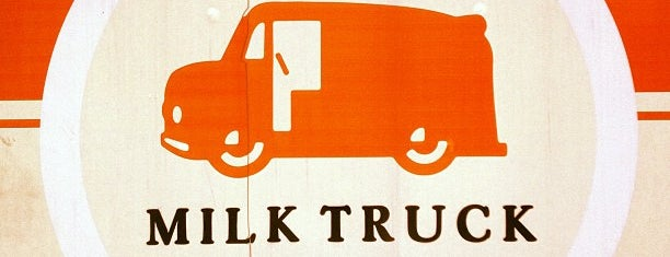 Milk Truck Grilled Cheese is one of NY hunt.