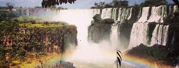 Iguazu Falls is one of Must ARG.