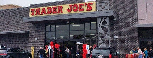 Trader Joe's is one of Boise.