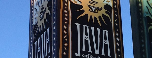Java is one of Boise.