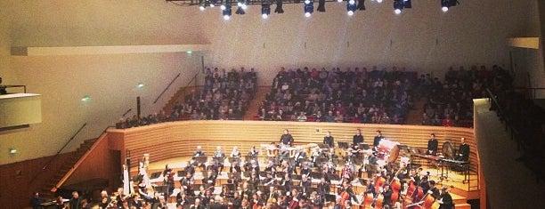 Salle Pleyel is one of Top salles de concert.