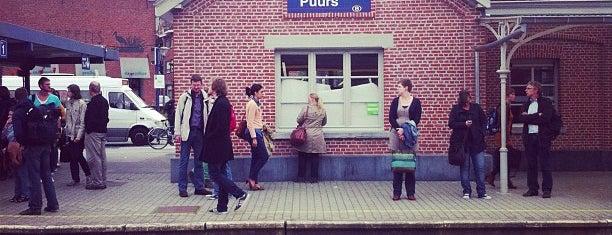 Station Puurs is one of Bijna alle treinstations in Vlaanderen.