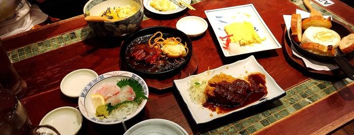 神戸洋食スタンド グリル異人館 三ノ宮東口店 is one of 神戸で食べる.
