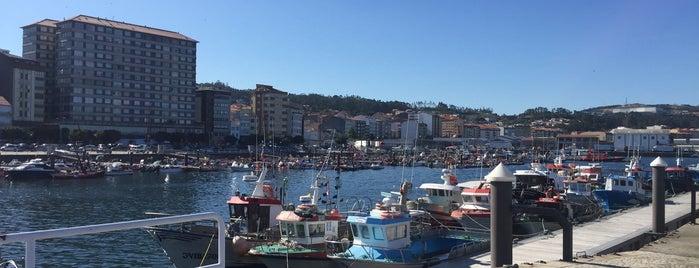 Ribeira is one of Concellos da Provincia da Coruña.
