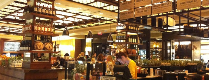 Todd English Food Hall is one of 40 Top-Rated Food Halls in the U.S..