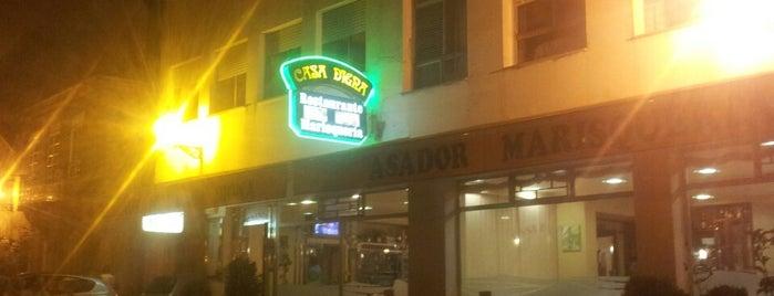 Casa Digna is one of Restaurantes del Norte y alrededores.