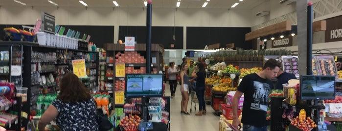 Supermercado de Angelina is one of Itajaí.
