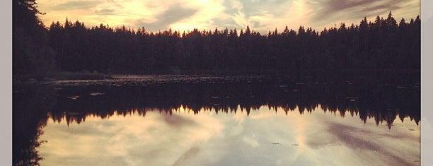 Nuuksion kansallispuisto is one of Northland.