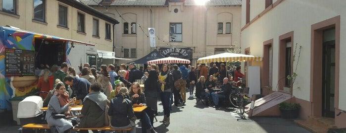 Markt im Hof is one of FFM.