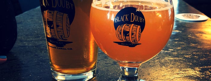 Black Doubt Brewing Company is one of Beyond the Peninsula.