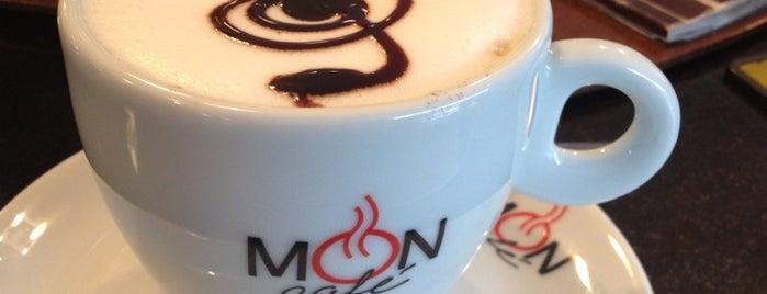 MON Café is one of Senhas wifi Curitiba.
