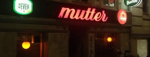 mutter is one of St. Pauli Kneipentour.