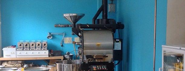 Torrefaktum is one of #ThirdWaveWichteln Coffee Places.