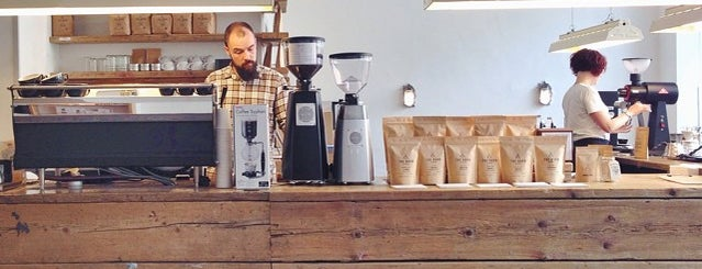 The Barn - Roastery is one of ★ Berlin.
