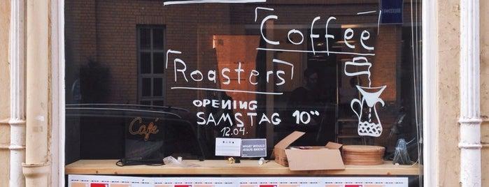 Public Coffee Roasters is one of HAM × Eat × Drink.