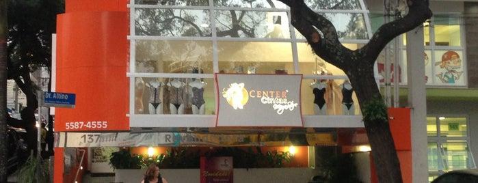 Center Cintas - Mega Store is one of Compras.
