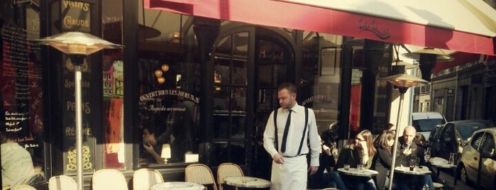 Café Charlot is one of Paris, je mange.
