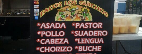 Tacos Los Guichos is one of Usa.