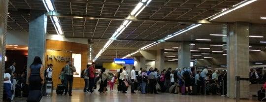 Portão 24 is one of Aeroporto de Guarulhos (GRU Airport).