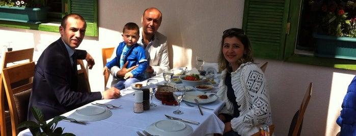"""Kipos Balık """"Ayvalık Cunda Mutfağı"""" is one of RAKI & BALIK & BOĞAZ."""
