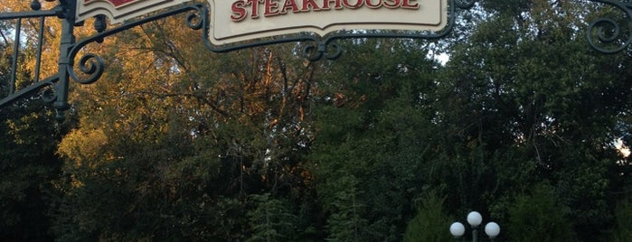 Le Cellier Steakhouse is one of Walt Disney World - Epcot.