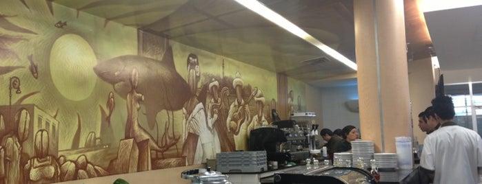 Café La Parroquia is one of Coffee Break.