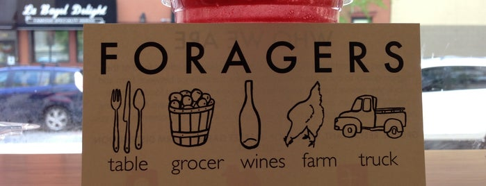 Foragers is one of BK.