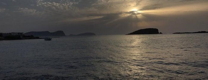 es Canar is one of Ibiza.