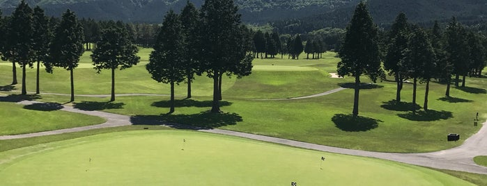 Daihakone Country Club is one of Top picks for Golf Courses.