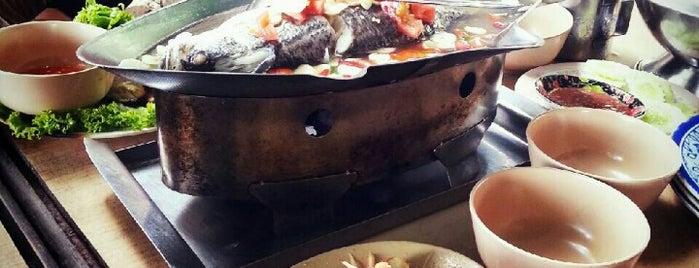 ร้านอาหารฮาซานะห์ is one of มัสยิด, บาลาเซาะฮฺ, สถานที่ละหมาด.