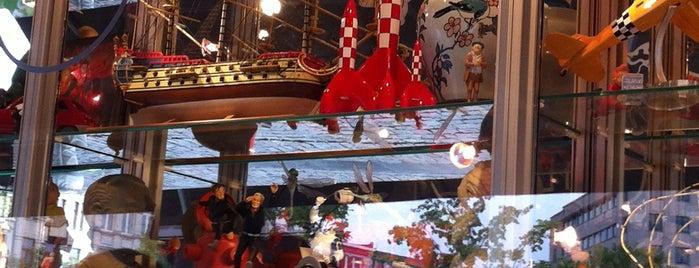 Beo Stripwinkel is one of Antwerp.