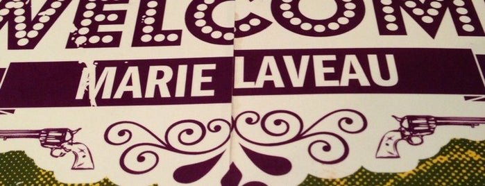 Marie Laveau is one of Stockholm - to see.