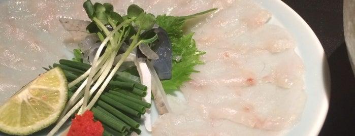 魚王KUNI(うおくに) is one of 飯屋.