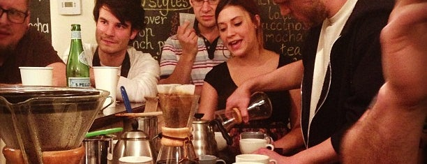 Chhaya Cafe is one of The 15 Best Places for Third Wave Coffee in Philadelphia.