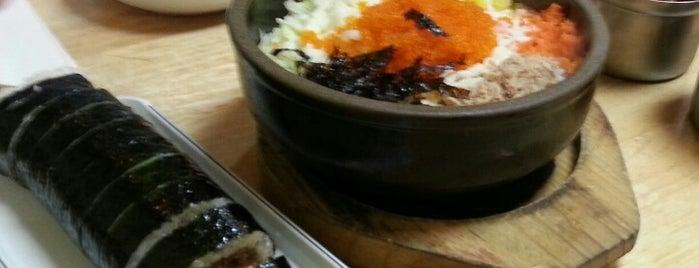 Kim Bab Cheon Guk 김밥천국 is one of Burnaby Eats.