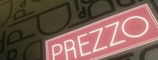Prezzo is one of Places to eat in Manchester.
