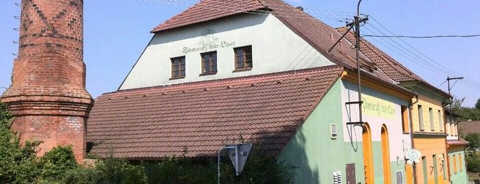 Pivovarský dvůr Lipan is one of Pivní Poutník.
