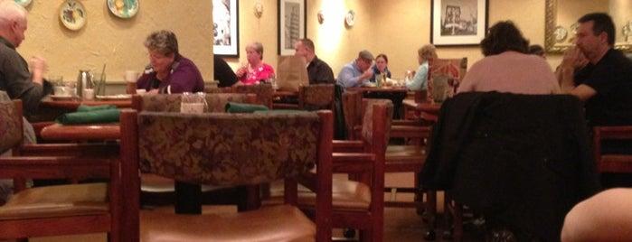 Olive Garden is one of Favorite Restaurants In New Jersey.