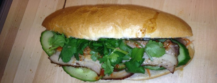 Bánh Mì Hội-An Vietnamese Street Food in London is one of east east london.