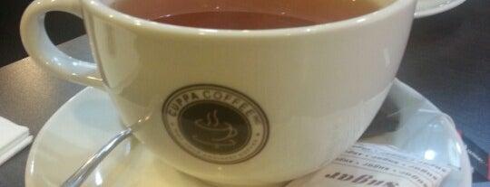 Cuppa Coffee Inc. is one of dekaaaaaat.