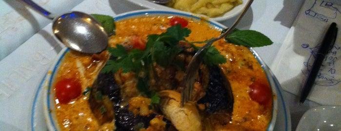 Cunda Balık Restaurant is one of İstanbul Yeme&İçme Rehberi - 2.