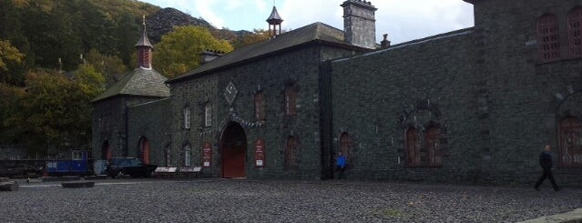 National Slate Museum is one of Things to do on a Rainy day.