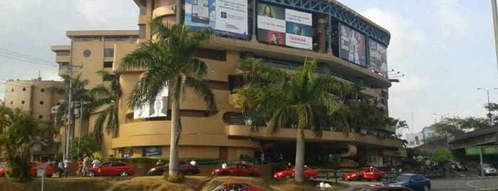 Mall San Pedro is one of SAN JOSE CR.