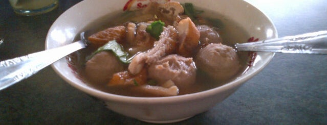 Bakso & Mie Ayam Planet is one of Kuliner.