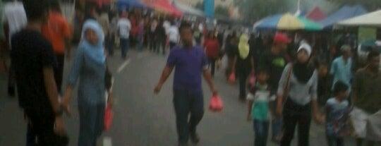 Bazaar Ramadan Wangsa Maju is one of makan @ KL #16.